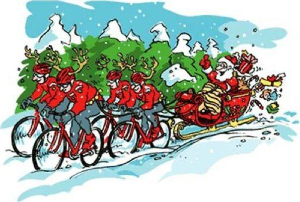 Buon Natale 2012 Sui Pedali