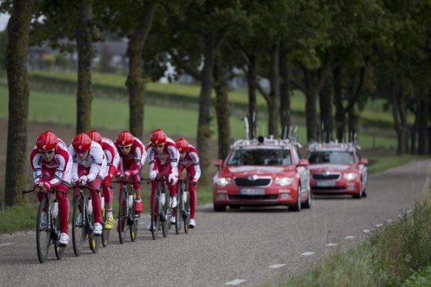 Team Katusha fuori Pro Tour