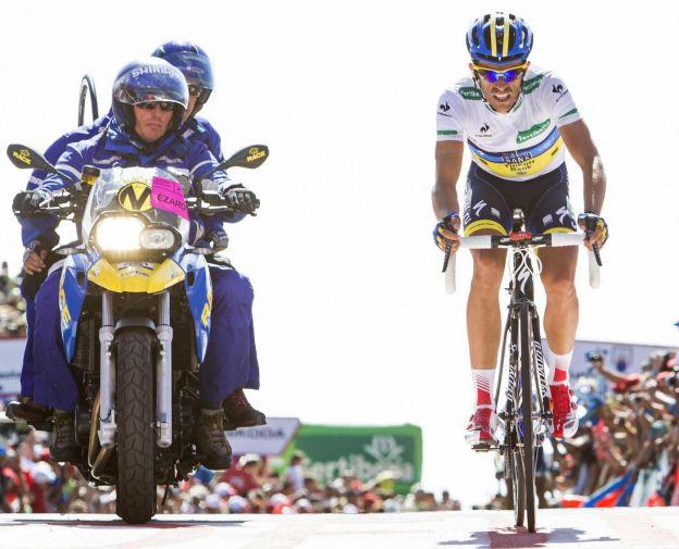 Ciclismo: Vuelta di Spagna 2012