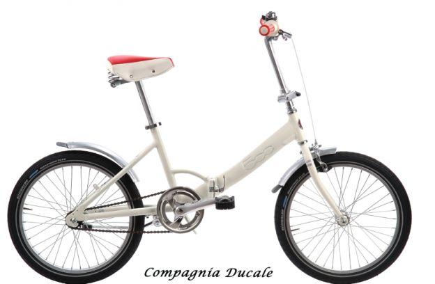 bicicletta fiat pop 500