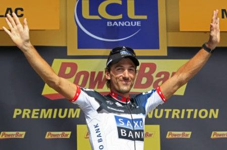 Fabian Cancellara Australia Crono Linea