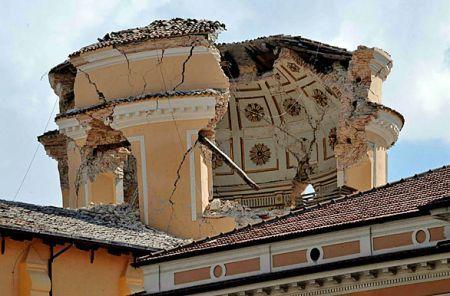 L'Aquila Terremoto