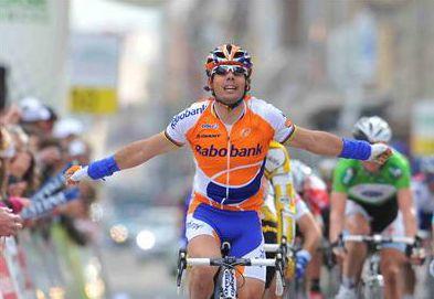 Oscar Freire Sanremo 2010
