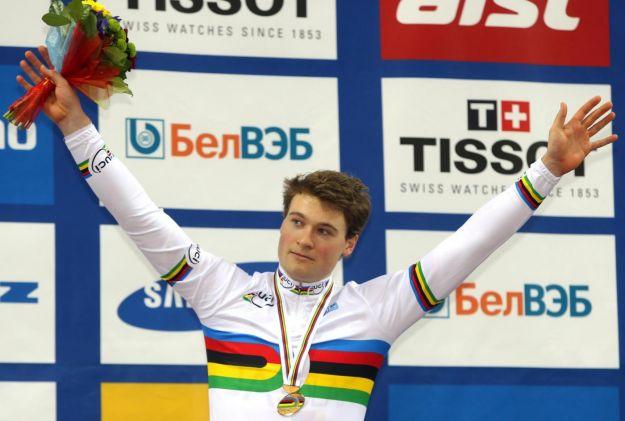 Bielorussia, Mondiali di ciclismo su pista