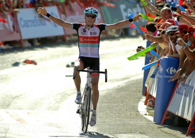 Ciclismo: Vuelta di Spagna 2013