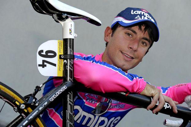 Giro d'Italia 2011   Diego Ulissi, vincitore della diciassettesima tappa