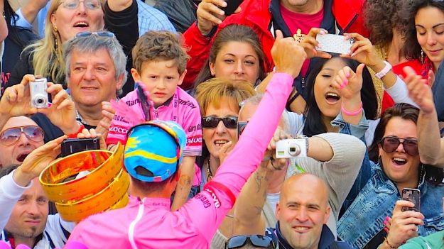Fine del Giro