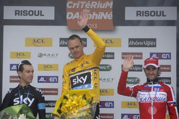Giro del Delfinato 2013 al sempre più determinato Chris Froome