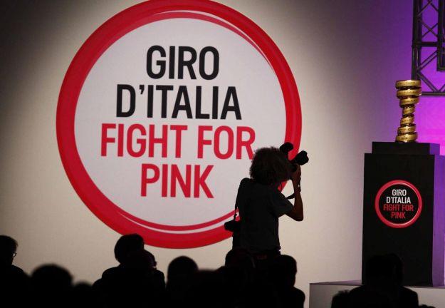 Presentazione 97mo Giro d'Italia 2014