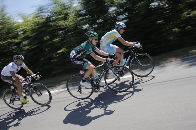 Giro del Mediterraneo 2014 a Steve Cummings