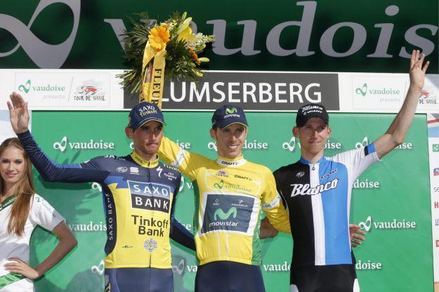 Giro della Svizzera 2013: vince Rui Costa