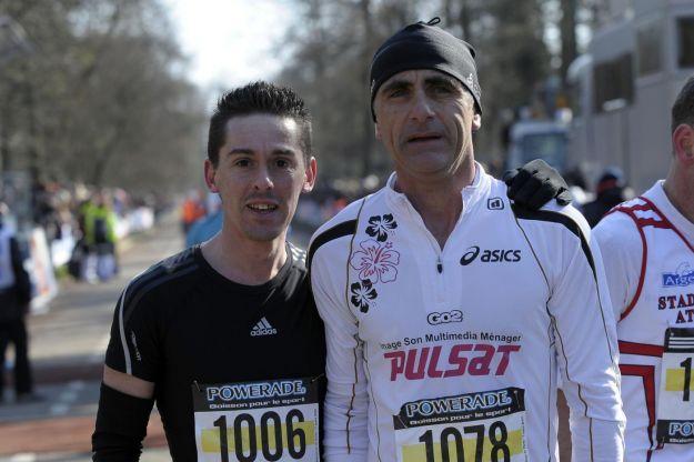 Laurent Jalabert investito: frattura alla gamba