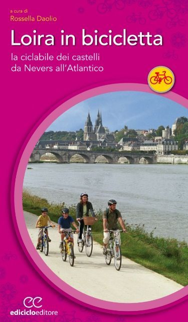 Loira in bicicletta Ediciclo