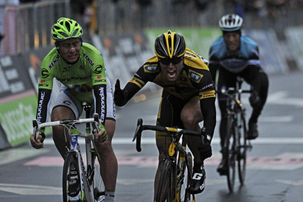 Milano Sanremo 2013 vince Ciolek su Sagan