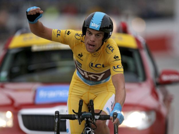 Parigi Nizza 2013 all&#8217;australiano Richie Porte