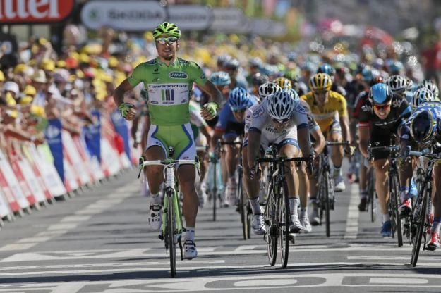 Tour de France 2013: vince Peter Sagan, finalmente