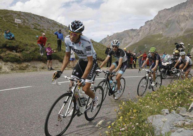 Tour 2013: Riblon sull'Alpe d'Huez, leggero calo per Froome