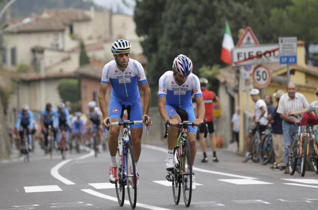 Gara Ciclistica Tirreno Adriatico Settima Tappa