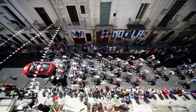 Giro d'Italia 2013 Sesta Tappa