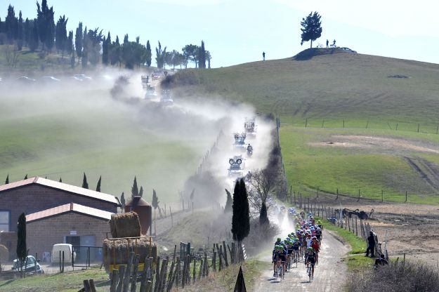 Strade Bianche 2013: strepitosa vittoria di Moreno Moser