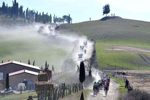 Strade Bianche 2013: strepitosa vittoria di Moreno Moser