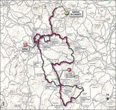 Montepaschi Strade Bianche 2011: elenco delle squadre invitate