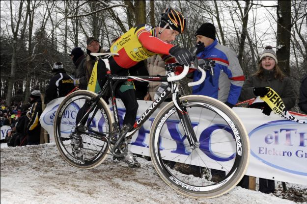 Mondiali Ciclocross 2013: iride a Sven Nys e Marianne Vos