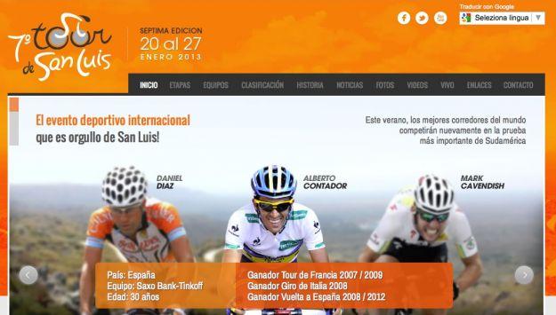 Tour de San Luis 2013