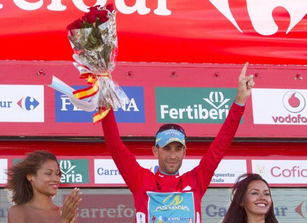 Vuelta di Spagna 2013: Nibali già maglia rossa