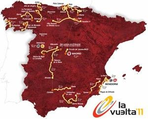 Vuelta di Spagna 2011: le squadre partecipanti alla gara