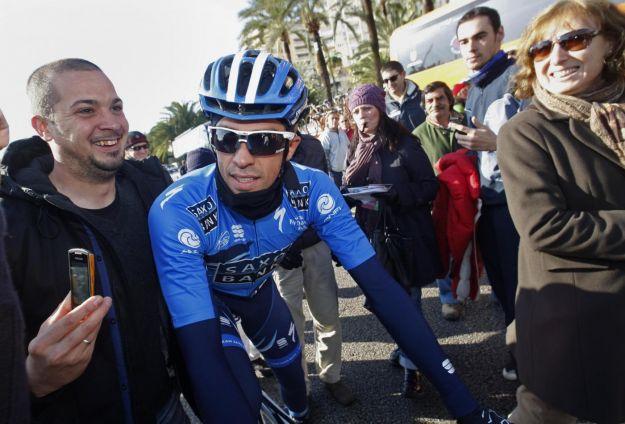 Alberto Contador pronto al rientro e all'assalto della Vuelta 2012