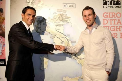 Alberto Contador punterà Tour de France 2012 e Olimpiadi