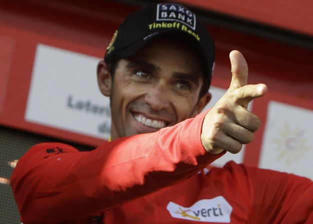 Vuelta di Spagna 2012 a Alberto Contador, la seconda vita