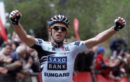 Alberto Contador vince anche la crono, il Murcia è suo