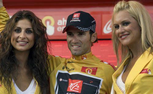 Alejandro Valverde ritorna dalla squalifica e trova la Movistar