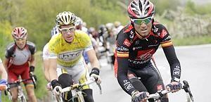 Giro di Romandia 2010 vince Valverde con un colpo finale