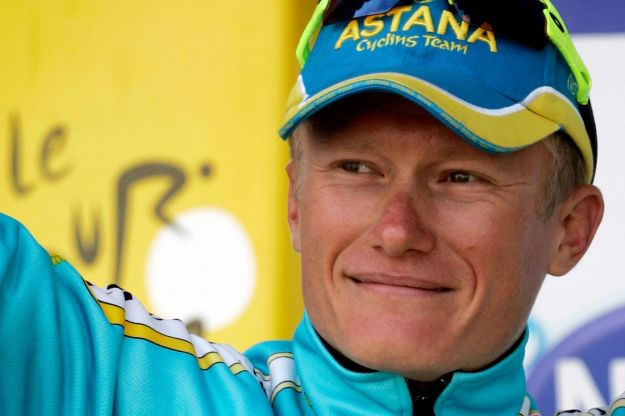 Alexandre Vinokourov medaglia d&#8217;oro alle Olimpiadi 2012 di Londra, clamoroso