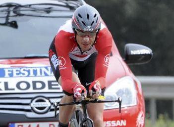 Giro del Trentino 2011: crono d'apertura a Kloden