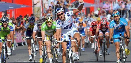 Vuelta di Spagna 2009: Roux oltre le cadute
