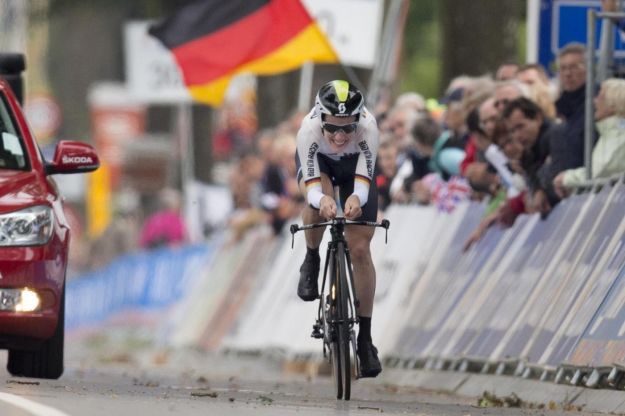 Mondiali Ciclismo 2012, crono: Tony Martin e Judith Arndt bissano