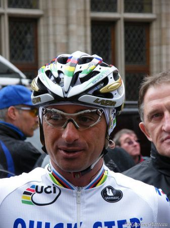Paolo Bettini CT Italia