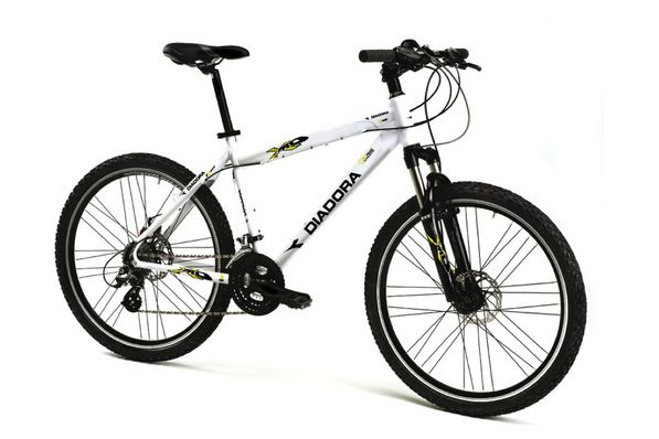 Le Biciclette Diadora Le Mtb E Le City Bike Sui Pedali