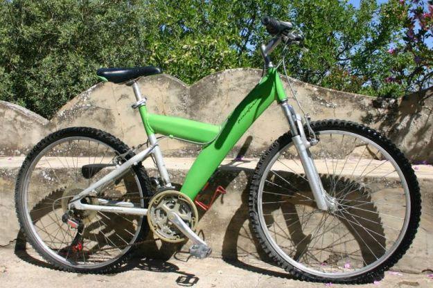 Bicicletta Pieghevole Pininfarina 26.Sergio Pininfarina E Morto Disegno La Celebre Mtb Verde Esso