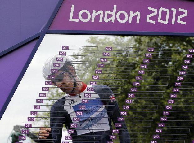 Olimpiadi 2012 Londra: Bradley Wiggins campione a cronometro