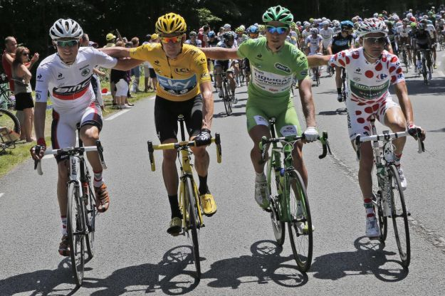 Tour de France 2012 a Bradley Wiggins, terzo Vincenzo Nibali