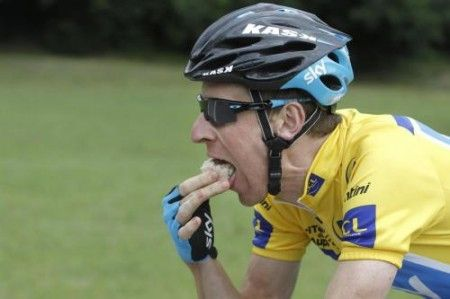 Bradley Wiggins nuovo leader alla Vuelta 2011, Nibali  terzo