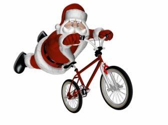 buon natale 2010 ciclismo