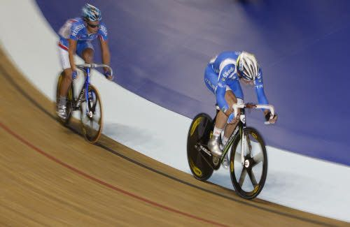 campionati europei pista 2011