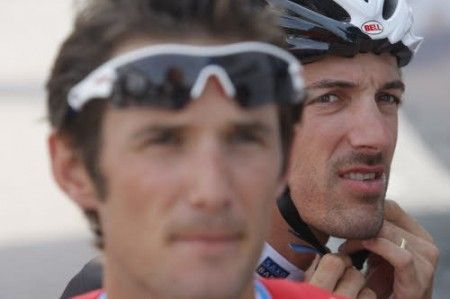 Luxembourg Pro Cycling Project: gli Schleck accolgono Cancellara