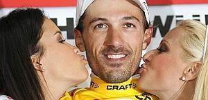 Cancellara: è suo il Giro della Svizzera 2009